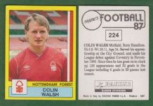 Nottingham Forest Colin Walsh 224